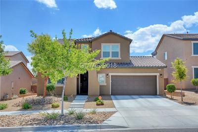Las Vegas Single Family Home For Sale: 9213 Dorrell Lane