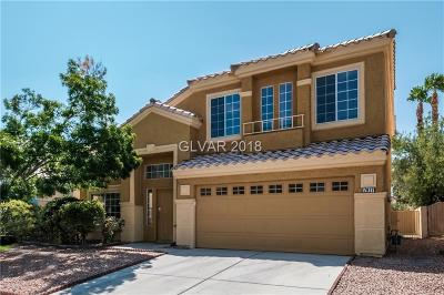 Las Vegas NV Single Family Home Under Contract - No Show: $311,000