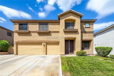 Las Vegas, North Las Vegas, Henderson Single Family Home For Sale: 53 Toggle Street