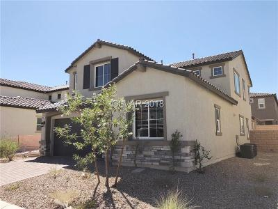 Las Vegas NV Single Family Home For Sale: $468,707
