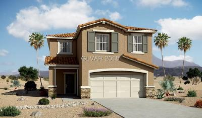 Las Vegas NV Single Family Home For Sale: $384,950
