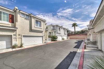 Henderson Condo/Townhouse Under Contract - Show: 2560 Upton Court