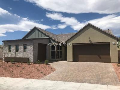 Las Vegas Single Family Home For Sale: 8435 Great Outdoors Street
