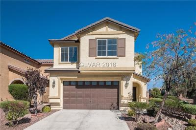 North Las Vegas NV Single Family Home Under Contract - No Show: $285,000