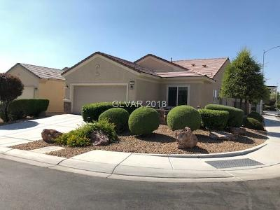 North Las Vegas Single Family Home Under Contract - Show: 2729 Cheer Pheasant Avenue