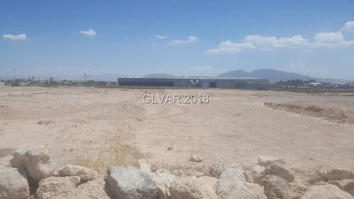 North Las Vegas Residential Lots & Land For Sale: Monrovia