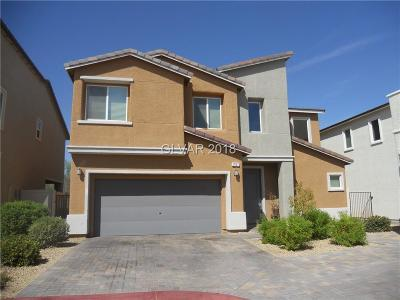 North Las Vegas Single Family Home For Sale: 7057 Millers Run Street