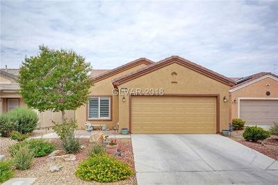North Las Vegas Single Family Home Under Contract - Show: 7949 Woodlark Court