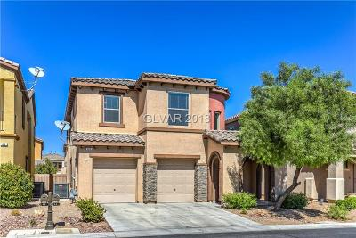 Las Vegas Single Family Home For Sale: 64 Honors Course Drive