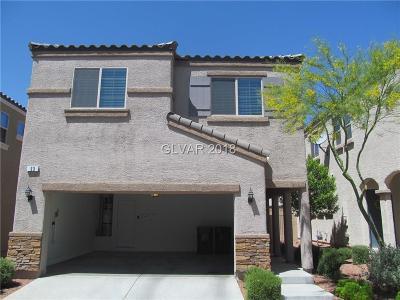 Blue Diamond, Boulder City, Henderson, Las Vegas, North Las Vegas, Pahrump Single Family Home For Sale: 93 Rock Arbor Street