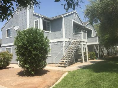Las Vegas Multi Family Home Under Contract - No Show: 1873 Dwarf Star Dr Drive