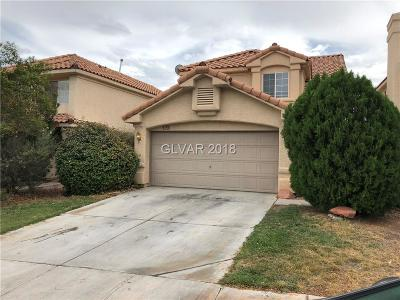 Single Family Home Under Contract - No Show: 8321 Sky Canyon Court