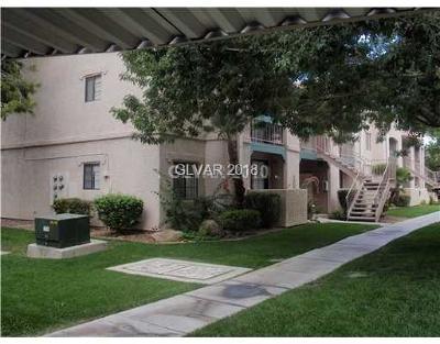 Condo/Townhouse For Sale: 5162 Jones Boulevard #105