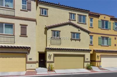 Henderson Condo/Townhouse For Sale: 1525 Spiced Wine Avenue #25102