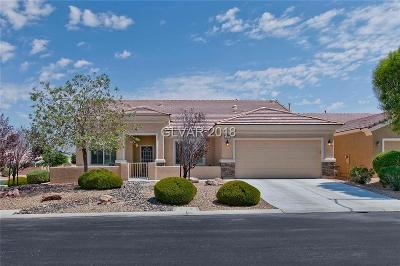 North Las Vegas Single Family Home Under Contract - No Show: 3240 Flyway Court