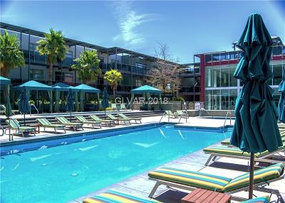 Las Vegas Condo/Townhouse For Sale: 8925 Flamingo Road #317