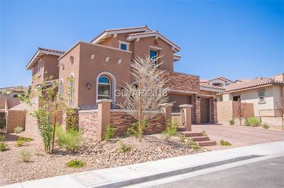 Single Family Home For Sale: 325 Valleggia Drive