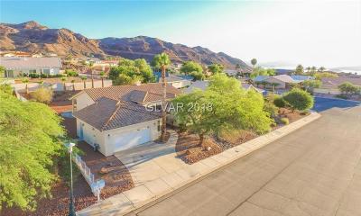 Boulder City Single Family Home For Sale: 638 Granada Drive