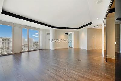 Resort Condo At Luxury Buildin High Rise For Sale: 3750 Las Vegas Boulevard #2507