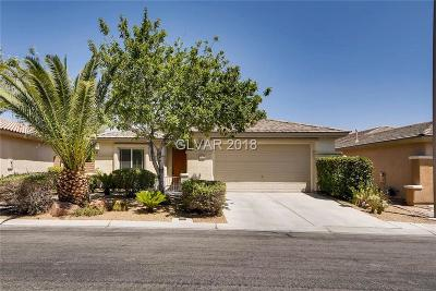 Las Vegas, North Las Vegas, Henderson Single Family Home For Sale: 3528 Ridge Meadow Street