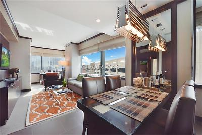 Vdara Condo Hotel High Rise Under Contract - No Show: 2600 Harmon Avenue #8047