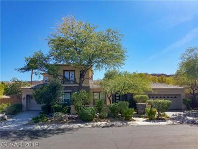 Henderson Single Family Home For Sale: 1709 Cypress Manor Drive