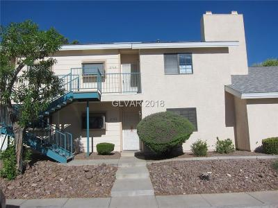 Henderson Condo/Townhouse Under Contract - No Show: 2768 Carnation Lane #6