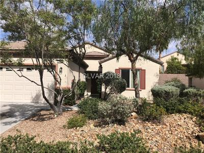 Single Family Home For Sale: 2498 Starlight Valley Street