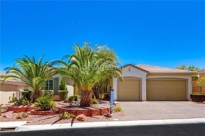 Las Vegas, North Las Vegas, Henderson Single Family Home For Sale: 2362 Ozark Plateau Drive