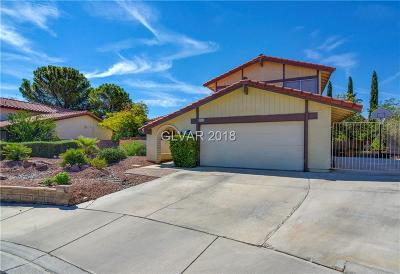 Single Family Home For Sale: 8745 Vercelli Court