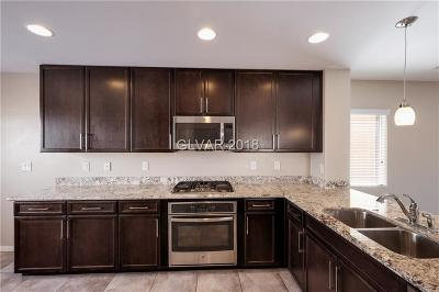 Las Vegas NV Single Family Home Under Contract - No Show: $326,000