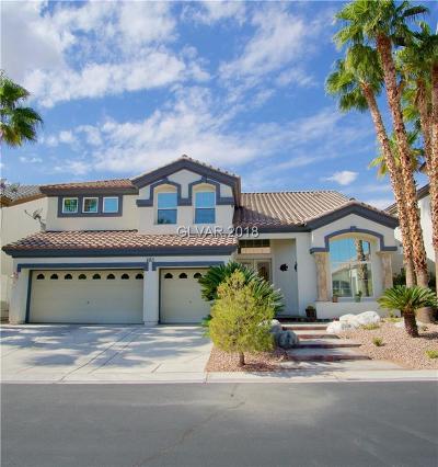 Single Family Home For Sale: 4357 Spooner Lake Circle