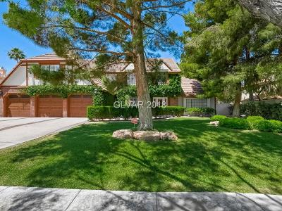 Henderson Single Family Home Under Contract - No Show: 2241 Versailles Court