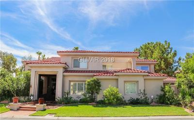Single Family Home Under Contract - No Show: 8117 Desert Jewel Circle