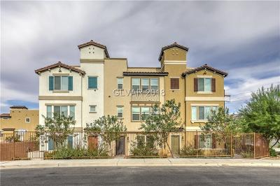 Henderson NV Condo/Townhouse Under Contract - No Show: $325,000