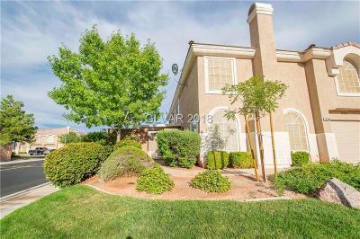 Condo/Townhouse For Sale: 10206 Quaint Tree Street