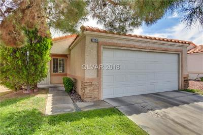 Single Family Home For Sale: 2109 Calm Sea Avenue