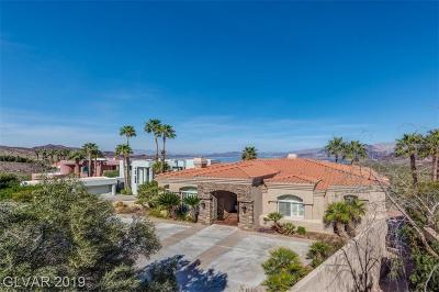 Boulder City Single Family Home For Sale: 1029 Keys Drive