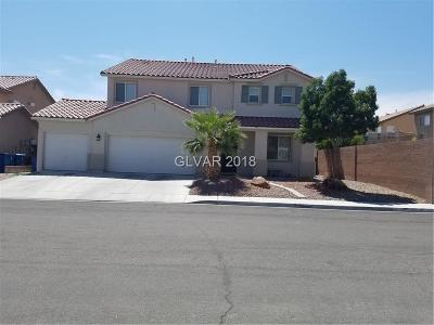 Single Family Home For Sale: 5537 Coyote Falls Court
