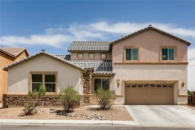 North Las Vegas Single Family Home Under Contract - No Show: 6228 Darby Creek Court