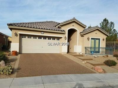 Single Family Home For Sale: 3716 Corte Bella Hills Avenue