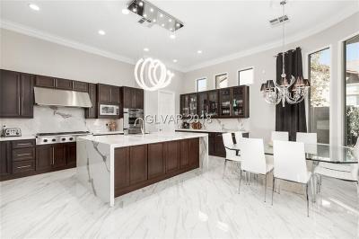 Las Vegas NV Single Family Home For Sale: $1,565,000
