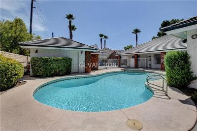 Las Vegas Single Family Home For Sale: 217 Dalmatian Lane