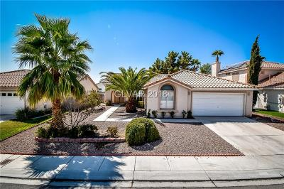 North Las Vegas Single Family Home For Sale: 1109 Deer Horn Lane