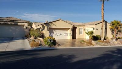 Red Rock Cntry Club At Summerl Single Family Home For Sale: 11358 Cedar Log Court