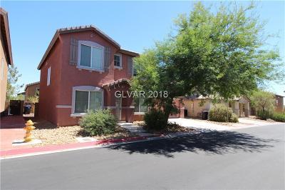 North Las Vegas Single Family Home For Sale: 5212 Ponderosa Heights Street