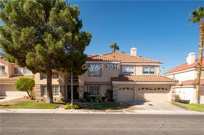 Las Vegas NV Single Family Home For Sale: $419,000