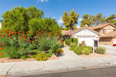 Henderson Single Family Home Under Contract - No Show: 2305 Heavenly View Drive