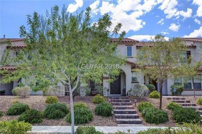 Henderson Condo/Townhouse For Sale: 3049 Camino Sereno Avenue