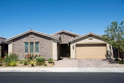 Clark County Single Family Home Sold: 1072 Barby Springs Avenue